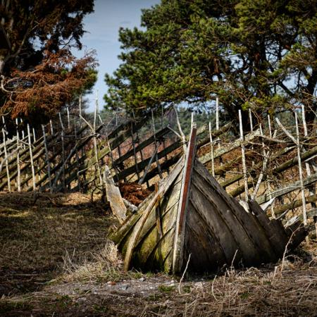 Gotland Kovik Båt Vår 1