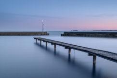 Gotland Ljugarn Brygga