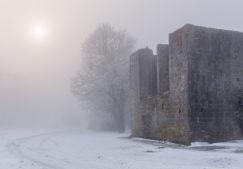 Gotland Roma Klosterruin Dimma