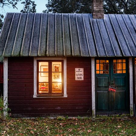Gotland Väte Gårdsbutik Höst 1