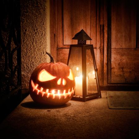 Gotland Väte Halloween Höst 2013